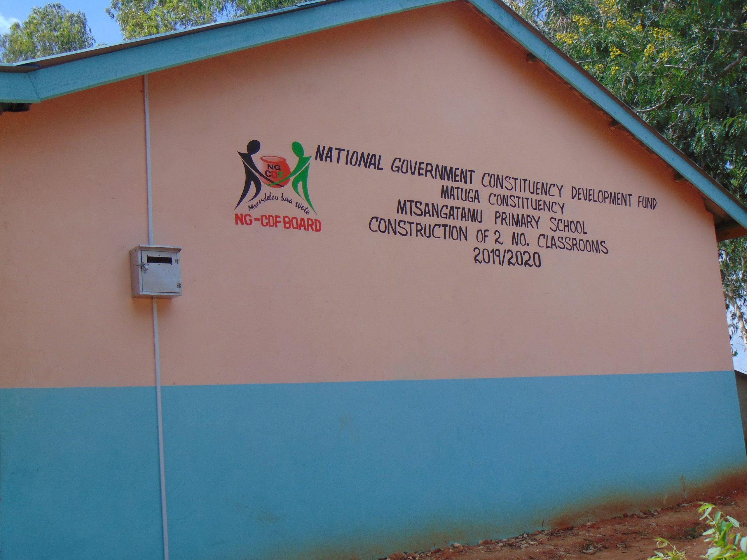 Mtsangatamu Primary School